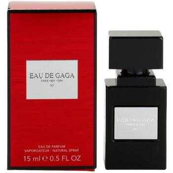 Lady Gaga Eau De Gaga 001 parfemovaná voda unisex 15 ml