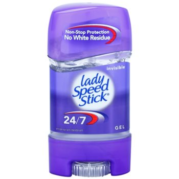 Lady Speed Stick 24/7 Invisible antyperspirant w żelu