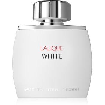 Lalique White Eau de Toilette pentru barbati 75 ml