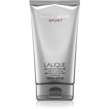 Lalique Encre Noire Sport gel de duș pentru bărbați
