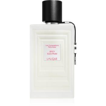 Lalique Les Compositions Parfumées Spicy Electrum Eau de Parfum unisex
