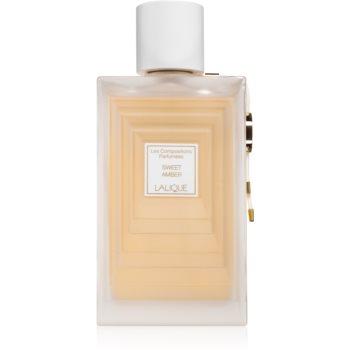 Lalique Les Compositions Parfumées Sweet Amber Eau de Parfum pentru femei