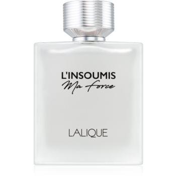 Lalique L'Insoumis Ma Force eau de toilette pentru barbati 100 ml
