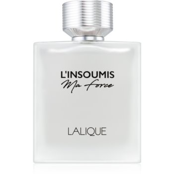 Lalique LInsoumis Ma Force eau de toilette pentru barbati 100 ml