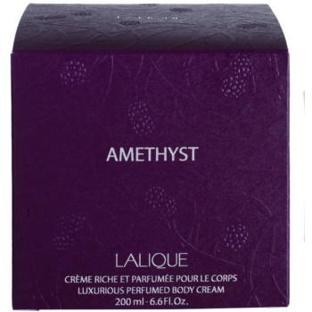 Lalique Amethyst крем за тяло за жени 4