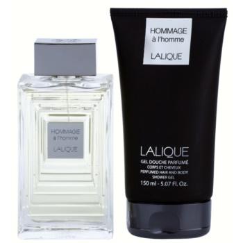 Lalique Hommage a L'Homme Geschenksets 1