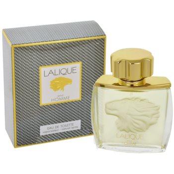 Lalique Pour Homme Eau de Toilette pentru barbati 125 ml