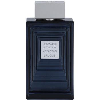 Lalique Hommage a LHomme Voyageur Eau de Toilette pentru barbati 100 ml