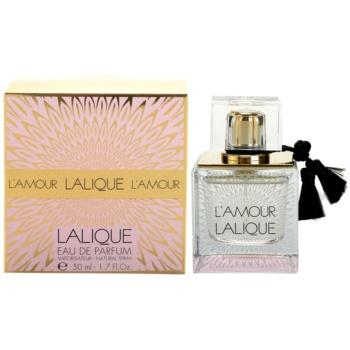 Lalique L´Amour eau de parfum pentru femei 50 ml