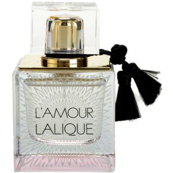 Lalique LAmour eau de parfum pentru femei 50 ml
