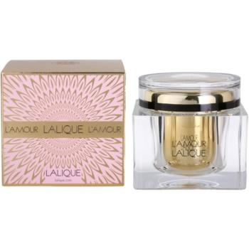 Lalique L'Amour crema de corp pentru femei 200 ml