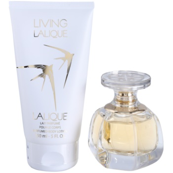 Lalique Living Lalique darilni set 1
