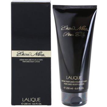 Lalique Encre Noire Pour Elle Körperlotion für Damen