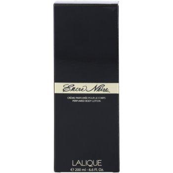 Lalique Encre Noire Pour Elle Körperlotion für Damen 3
