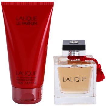 Lalique Le Parfum darilni set 1