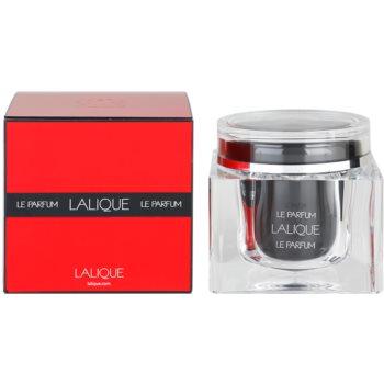 Lalique Le Parfum creme corporal para mulheres