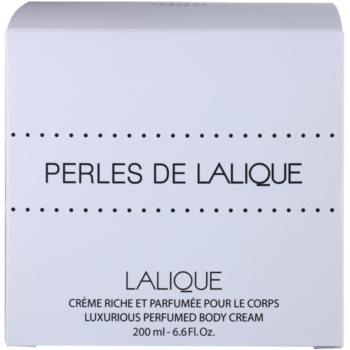 Lalique Perles de Lalique Körpercreme für Damen 1