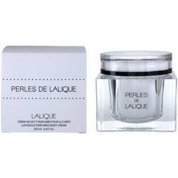 Lalique Perles de Lalique Körpercreme für Damen
