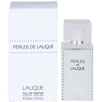 Fotografie Lalique Perles de Lalique parfemovaná voda pro ženy 50 ml