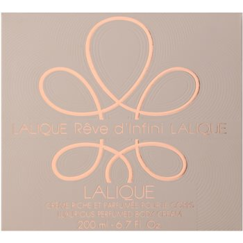 Lalique Reve d´Infini Body Cream for Women 2