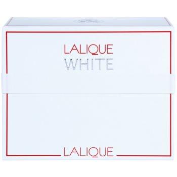 Lalique White darilni set 2