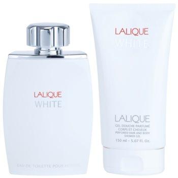 Lalique White darilni set 1
