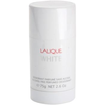 Lalique White deostick pre mužov