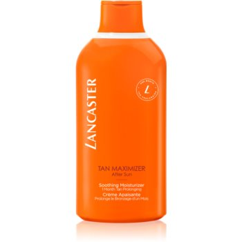 Lancaster Tan Maximizer Soothing Moisturizer hidratant si calmant pentru un bronz prelungit