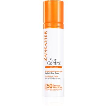 lancaster sun control crema pentru protectie anti-riduri spf50+