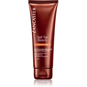 Lancaster Self Tan Beauty gel autobronzant corp si fata
