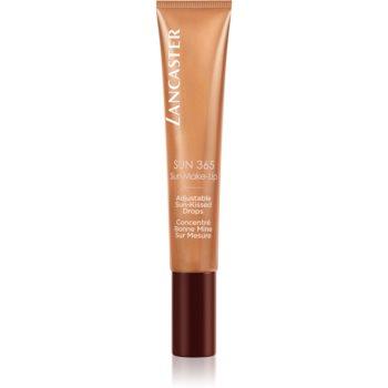 Lancaster Sun 365 Adjustable Sun-Kissed Drops Crema autobronzanta pentru fata
