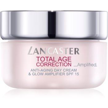 lancaster total age correction _amplified crema de zi pentru contur pentru o piele mai luminoasa