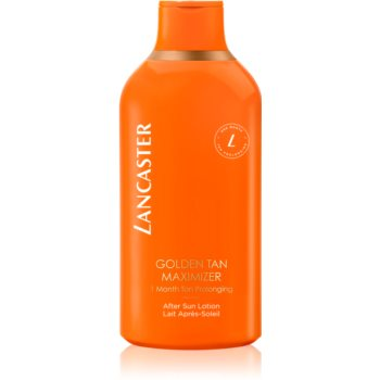 Lancaster Golden Tan Maximizer After Sun Lotion lapte de corp mentinerea bronzului