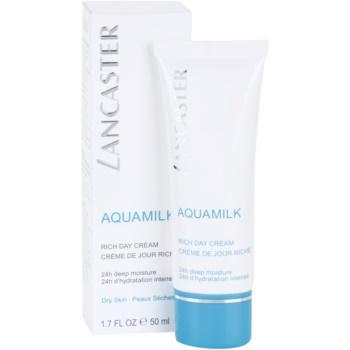 Lancaster Aquamilk creme hidratante para pele seca a muito seca 2