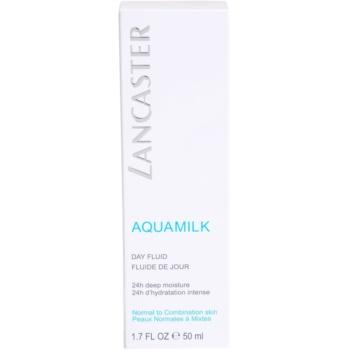 Lancaster Aquamilk fluido de dia com efeito hidratante 3
