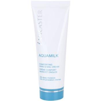 Lancaster Aquamilk crema nutritiva pentru maini si unghii