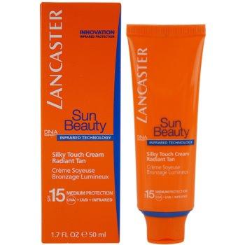 Lancaster Sun Beauty krem do opalania do twarzy SPF 15 1