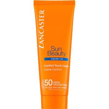 Lancaster Sun Beauty Crema anti-imbatranire pentru protectie solara SPF 50
