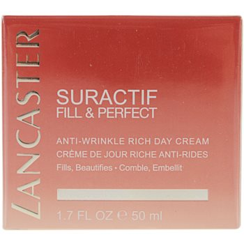 Lancaster Suractif Fill and Perfect dnevna krema proti gubam za suho kožo 2