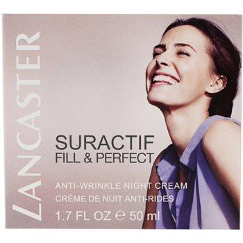Lancaster Suractif Fill and Perfect dnevna krema proti gubam za suho kožo 3