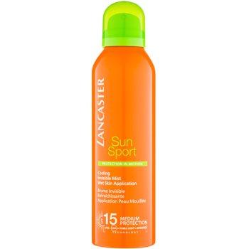 Lancaster Sun Sport spray de corp răcoritor cu protecție solară SPF 15