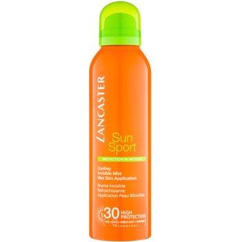 Lancaster Sun Sport spray de corp răcoritor cu protecție solară SPF 30