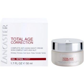 Lancaster Total Age Correction Nachtcreme gegen Hautalterung 2