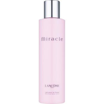 Lancôme Miracle lapte de corp pentru femei 200 ml