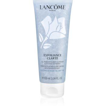 lancôme exfoliance clarté exfoliant pentru piele normala si mixta