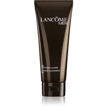 Lancôme Men Ultimate Cleansing Gel gel de curatare pentru toate tipurile de ten