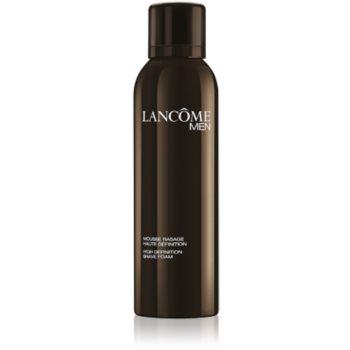 Lancôme Men spuma pentru barbierit pentru toate tipurile de ten, inclusiv piele sensibila  200 ml