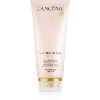 Lancôme Nutrix Royal Body lotiune de corp reparatoare pentru piele uscata poza noua