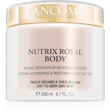 Lancôme Nutrix Royal cremă regeneratoare intens hidratantă pentru pielea uscata sau foarte uscata
