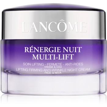 Lancôme Rénergie Nuit Multi-Lift crema de noapte pentru fermitate si contur fermitatea fetei si gatului